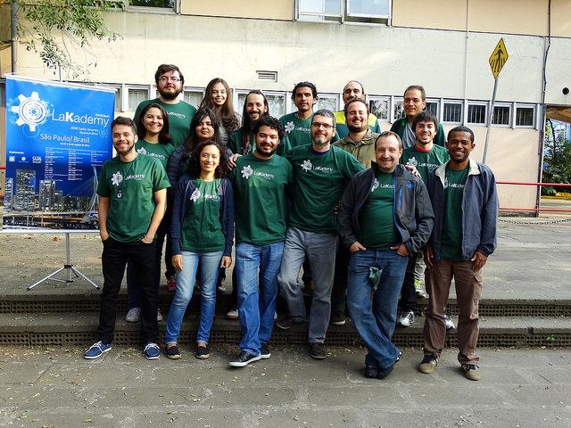 LaKademy 2014 - Group Photo